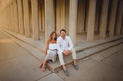 Amy & Ben // Detroit, Michigan // Detroit Institute Of Arts // 2017 // Engagement Session