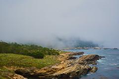 Fog Descending 2-DSC_0989 (nokhum.markushevich) Tags: seascape pointlobos pacificocean california coast fog