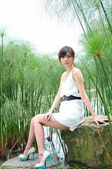 Milu0023 (Mike (JPG直出~ 這就是我的忍道XD)) Tags: milu 台灣大學 d300 model beauty 外拍 portrait 2014 咪嚕