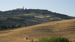 Pienza (picturesfrommars) Tags: a7 fe tuscany toskana italy sel70200g pienza