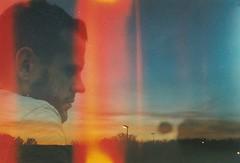 "Milky Chance "" Cocoon "" https://www.youtube.com/watch?v=ernVvrYH9vg (M. Denizan) Tags: argentique filmphotograpy grain doublexposure cinestill800 cinestill nikonf biarritz sunset meslin mymoonmyman portrait"