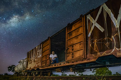 All Roads Lead to Rome (Valter Patrial) Tags: mato grosso do sul brasil br ms milky way night light stars sky campogrande landscapes paisagens noturnas