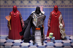 Game of Thrones (Pikebubbles) Tags: davidgilliver davidgilliverphotography starwars starwarsphotography miniature miniatures miniatureweekly miniatureart miniart toys toyart toy darthvader imperialguard gameofthrones toilet humour toilethumour creative creativephotography fineartphotography figurine figurines diorama