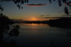 3rd July (Dreaming of the Sea) Tags: sunset cloud bluesky bundaberg gumtree mangrovetree water burnettriver queensland australia reflections nikon d7200 dusk twilight tamronsp2470mmf28divcusd 500v20f 1500v60f topf75