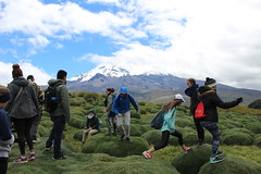 IMG_4215 (olivialeos) Tags: play kids ecuador color jumping nature movement volcano clouds chimborazo travel south america southamerica explore adventure
