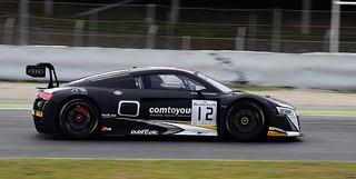 Audi R8 LMS / Jean-Michel Baert / W Racing Team
