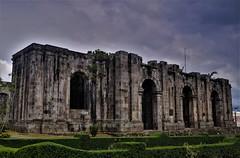 Ruinas de la Parroquia de Cartago (Travicted Photography) Tags: travel centralamerica centroamerica costarica puravida cartago ruinasdecartago ruin architecture colonialarchitecture allfreepicturesjune2017challenge