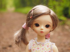 Yaëlle (Tales of Karen) Tags: bluefairy shiny fairy may bjd balljointed doll 1st