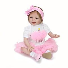 "Reborn Newborn Baby Realike Doll Handmade Lifelike Silicone Vinyl Doll 22"" (saidkam29) Tags: baby doll handmade lifelike newborn realike reborn silicone vinyl"