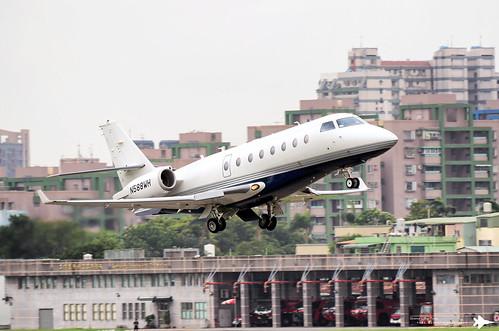 Gulfstream G200 | N588WH | KHH