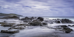 Gerringong, New South Wales. (Aaron Bishop Photography) Tags: gerringong seacape landscape longexposure leebigstopper newsouthwales australia aaronbishopphotography sea