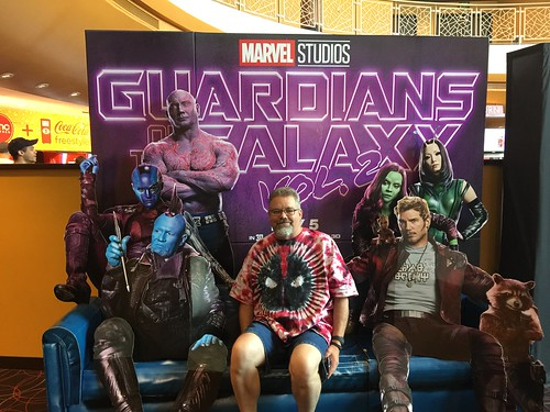 "Scott with the Guardians of the Galaxy • <a style=""font-size:0.8em;"" href=""http://www.flickr.com/photos/28558260@N04/35008804872/"" target=""_blank"">View on Flickr</a>"