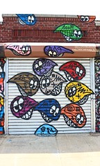 . (SA_Steve) Tags: ellisgallagher wellingcourtmuralproject queensny mural streetart art creative queens nyc