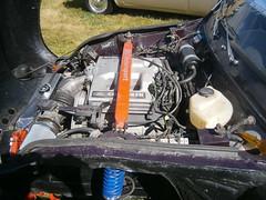 Cosworth Anglia. (Sidmouth Ian) Tags: cosworth fordanglia 105e