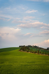DSC_0060.jpg (saladino85) Tags: landscape sunset hilltop italy hills holiday tuscana blue tuscany scenery beautiful trees green rollinghills different corsano sunrise