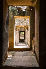Temples at Angkor Wat