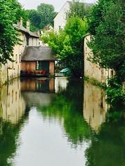 (gilhurtado1) Tags: europe europa france îledefrance nemours reflections water nature landscape