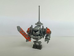 N-Exo Suit (slight.of.brick) Tags: nexo knights exo suit lego robot mech