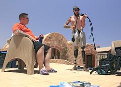17 26a (KnyazevDA) Tags: diver disability disabled diving undersea padi paraplegia paraplegic amputee egypt handicapped wheelchair aowd sea travel scuba underwater redsea