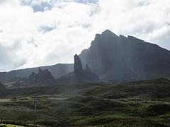 Old man of Storr (petrova fossil :)) Tags: skye scotland old man storr
