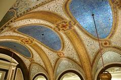 4-019 Tiffany Ceiling (megatti) Tags: ceiling chicago departmentstore il illinois macys marshallfields tiffany