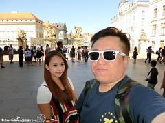 Honeymoon Day3 024 (song A) Tags: honeymoon europe czechrepublic 布拉格 praha 布拉格城堡 pražskýhrad hradčany 布拉格城堡區 捷克