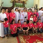 Thailandia: 25° anniversario di Professione Religiosa di religiose Ministre degli Infermi