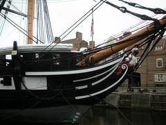DSCN0551 (g0cqk) Tags: hartlepool ts240xz trincomalee royalnavy ledaclass frigate museum