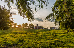 _MG_4107 (bryaneberly@ymail.com) Tags: canoneos7d canonefs1018mmf4556isstm amishcountry amish lancastercounty pennsylvania amishfarm sunset landscape wideangle