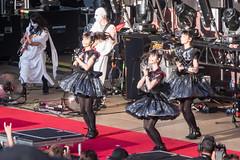 BABYMETAL at Shoreline Amphitheatre #5 (satoshikom) Tags: panasonicdmczs100 babymetal shorelineamphitheatre heavymetal concert yuimetal moametal sumetal