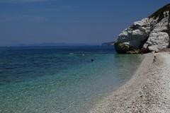 Elba_Capo Bianco_00012 (moniq84) Tags: elba isola island tuscany italy sea seascape seascapes water rock rocks summer june people wave waves capo bianco portoferraio