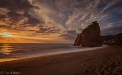 Albada a Illa Roja, Begur (Mas Martís) Tags: albada sunrise costabrava illaroja begur pals amanecer leverdesolei nd1000 catalunya beach platja empordà