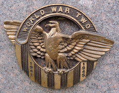World War II Ruptured Duck (twm1340) Tags: june 2017 rv motorhome trip nebraska ne petersburg boone county cemetery stjohns saintjohns catholic