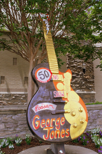 Gibson GuitarTown - 50 Years of George Jones