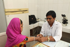 36296-013: Second Urban Primary Health Care Project in Bangladesh (Asian Development Bank) Tags: bangladesh bgd dhaka southasia 36296 36296013 adbproject healthproject mirpur alhajjohurulislamcitymaternitycentre people woman beneficiary patient pathologist healthpractitioner healthworker scientist checkup medicalcheckup hospital hospitalfacility facility health womenshealth healthcare healthcareservices medicare medicalcare ban