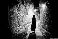 The dark side of a lady (Valerio Santagostino) Tags: darkness bw bianconero noir blackwhite blacksoul blackandwhite blanc black bobbio lady mistery attraction dreaming dream nightmare night people woman soul anima fear paure story shadows jung blancnoir light back biancoenero fascinate