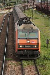 26218 (yann.train) Tags: électrique marchandise locomotive fret sncf sybic bb 26000 bb26000 train chemindefer 26218