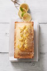 lemon pound cake (asri.) Tags: 2017 topview onwhite baking homemade foodstyling foodphotography stilllifephotography 50mmf14