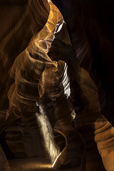 0246937064-89-Upper Antelope Canyon Arizona-17 (Jim There's things half in shadow and in light) Tags: canon5dmarkiv pagearizona sandstone tamronsp1530mmf28divcusdsens upperantelopecanyon vacation beautiful nature roadtrip