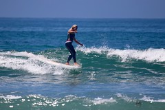 IMG_9441 (palbritton) Tags: surf surfing surfer ocean waves beach surfergirl sea