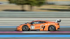 Orange 1 Team Lazarus Lamborghini Huracan GT3 (Y7Photograφ) Tags: nicolas pohler gustavo yacaman fabrizio crestani orange 1 team lazarus lamborghini huracan gt3 blancpain endurance series httt castellet nikon d3200 motorsport racing race