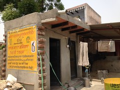 Evaluation of Dabur India's CSR project Sundesh's initiative to construct toilets in rural households in 3 districts of #UttarPradesh