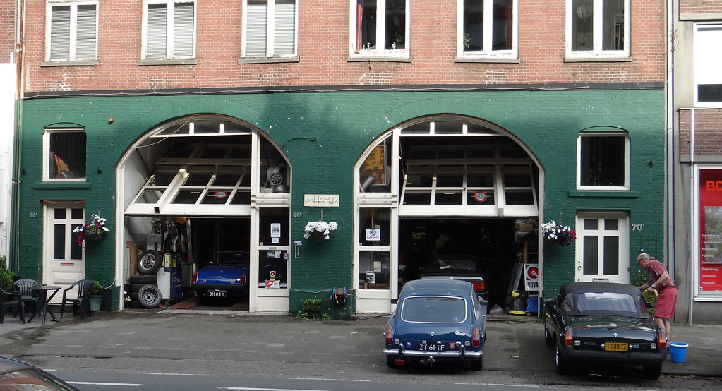 Auto Garage Rotterdam : The worlds best photos of oldtimers and rotterdam flickr hive mind