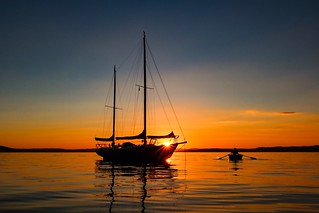 In love with a sailboat