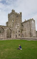 Tintern Abbey (backpackphotography) Tags: tintern abbey tinternabbey ireland wexford ruin ruins backpackphotography archer