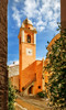 Kirche in Montemarcello (wiwenir) Tags: 2017 italien ligurien montemarcello kirche