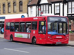 Metroline AD E20D DEL2154 LK65EAW on route 331 (howtrans38) Tags: metroline ad e20d del2154 lk65eaw route 331