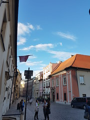 Wawel, Old Town, Kraków 30.6.17 -3.7.17 (aoifegray) Tags: krakow poland wawel narrowstreets colourfulbuildings colour architecture urban citycentre city oldtown