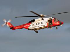 EI-ICG Sikorsky S-92A (Irish251) Tags: r118 medevac 118 sar rescue irish coast guard helicopter beaumont dublin ireland s92 eiicg