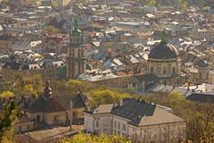 Old Town of Lviv in Spring (tarmo888) Tags: sel18200 sonyalpha sonyα nex7 geotaggedphoto geosetter sooc photoimage фотоfoto year2017 beenwaiting ukraine україна ukrayina украи́на украина lviv lwów lvov lemberg львів львов leopolis lwow hdrpainting pictureeffect highcastle